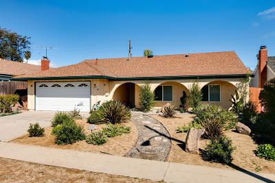 Ventura Single Family Home Active Under Contract: 1218 Clinton Avenue