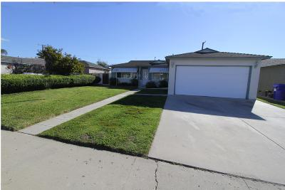 Port Hueneme Single Family Home For Sale: 1624 6th Street