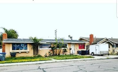 Oxnard Multi Family Home For Sale