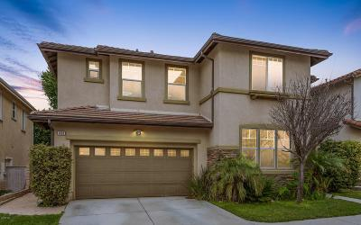 Simi Valley Single Family Home For Sale: 1490 Rose Arbor Lane