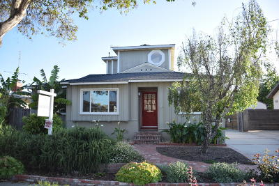 Ventura Single Family Home For Sale: 3264 Strathmore Drive