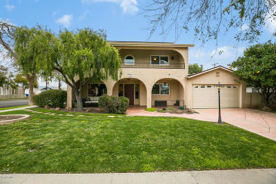 Ventura Single Family Home Active Under Contract: 258 Mara Avenue