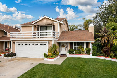 Ventura Single Family Home For Sale: 890 Flagstaff Court