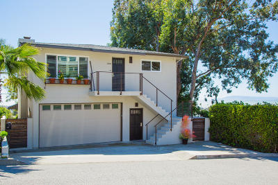Ventura Single Family Home Active Under Contract: 2118 Foster Avenue