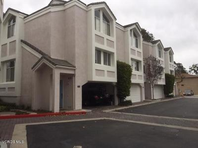 Port Hueneme Condo/Townhouse For Sale: 509 4th Place #21