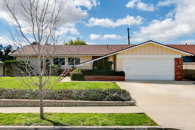 Ventura Single Family Home For Sale: 319 Ridgeway Place