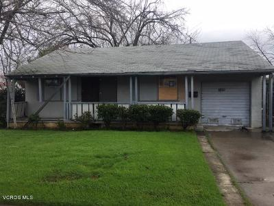 Single Family Home Active Under Contract: 1021 Olivera Way