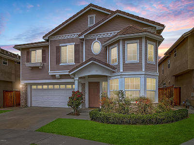 Ventura Single Family Home For Sale: 4863 Templeton Street