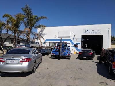 Oxnard Commercial For Sale: 1440 Pine Street