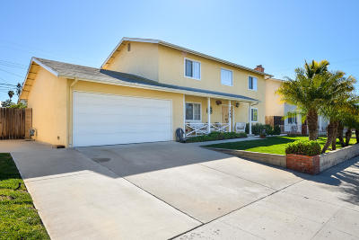 Camarillo Single Family Home For Sale: 1948 Ciprian Avenue