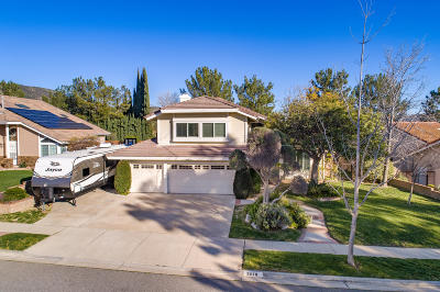 Simi Valley Single Family Home Active Under Contract: 3018 Geronimo Avenue