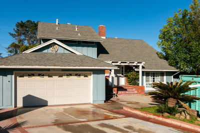 Newbury Park Single Family Home For Sale: 77 Beatty Place