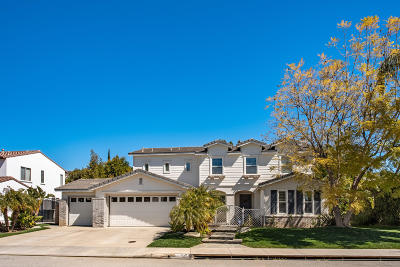 Simi Valley Single Family Home For Sale: 5391 Moonshadow Street
