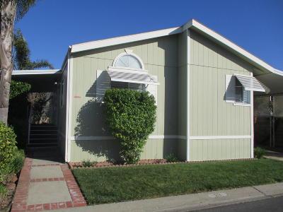 Santa Paula Mobile Home For Sale: 500 W Santa Maria Street #23