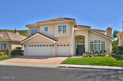 Lake Sherwood CA Single Family Home Active Under Contract: $1,539,000
