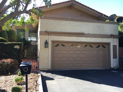 Camarillo Single Family Home For Sale: 60 Paseo Esplendido