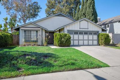 Ventura Single Family Home For Sale: 1357 Fallen Leaf Avenue