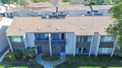 Ventura Condo/Townhouse For Sale: 1515 Raccoon Court