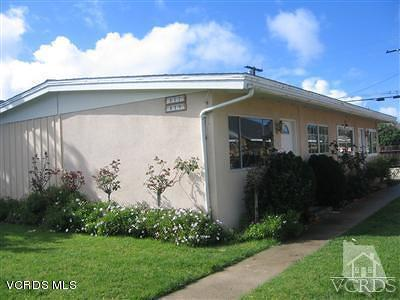 Oxnard Multi Family Home For Sale: 417 G Street