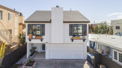 Oxnard Single Family Home For Sale: 364 Santa Monica Drive