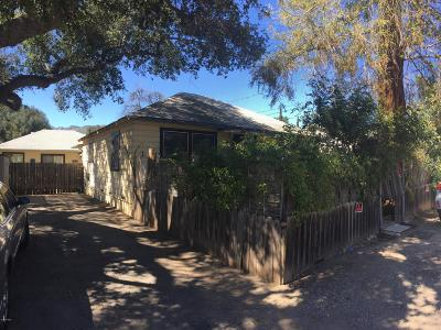 Ojai Multi Family Home Active Under Contract: 215 Arnaz Street