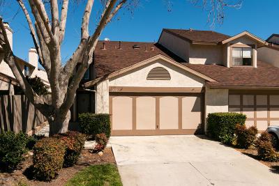 Ventura Condo/Townhouse For Sale: 203 E Shoshone Street