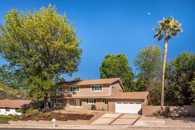 Thousand Oaks Single Family Home For Sale: 2447 La Granada Drive