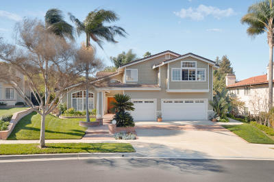 Single Family Home For Sale: 281 Goldenwood Circle