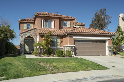 Moorpark Single Family Home For Sale: 14427 Peach Hill Road
