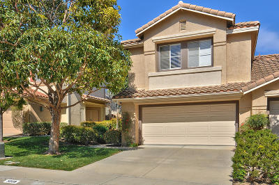 Camarillo Single Family Home For Sale: 5229 San Francesca Drive