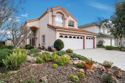 Thousand Oaks CA Single Family Home For Sale: $875,000