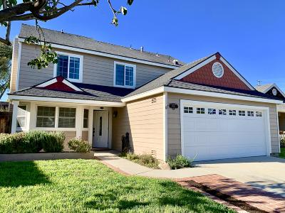 Ventura CA Single Family Home For Sale: $667,000