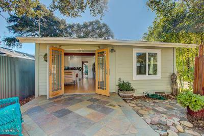 Ojai Single Family Home For Sale: 160 Encinal Avenue