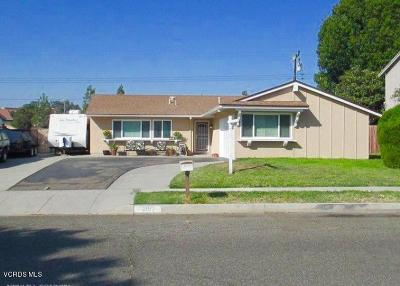 Simi Valley Single Family Home For Sale: 215 Aristotle Street