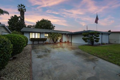 Oxnard Single Family Home For Sale: 1525 Tehama Street