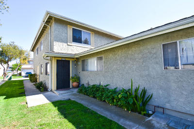 Port Hueneme Condo/Townhouse Active Under Contract: 2564 Tiller Avenue