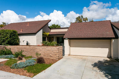 Ventura Single Family Home For Sale: 10449 Corvallis Court