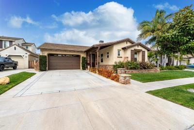 Oxnard Single Family Home Active Under Contract: 2055 Long Cove Drive