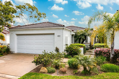 Oxnard Single Family Home For Sale: 2214 Bermuda Dunes Place