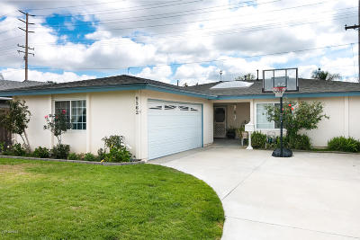 Ventura Single Family Home For Sale: 9562 Las Cruces Street
