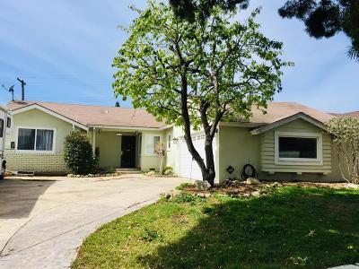 Ventura CA Single Family Home For Sale: $580,000