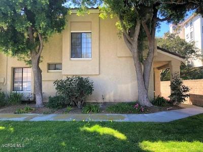 Camarillo Condo/Townhouse For Sale: 2499 Calle Cita