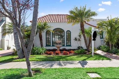 Ventura CA Single Family Home For Sale: $779,000