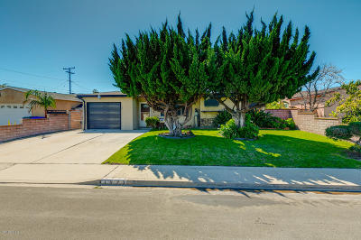 Port Hueneme Single Family Home Active Under Contract: 1073 7th Street