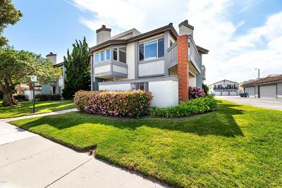 Oxnard Condo/Townhouse For Sale: 3634 Sunset Lane