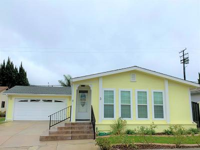Santa Paula Single Family Home For Sale: 975 W Telegraph Road #3