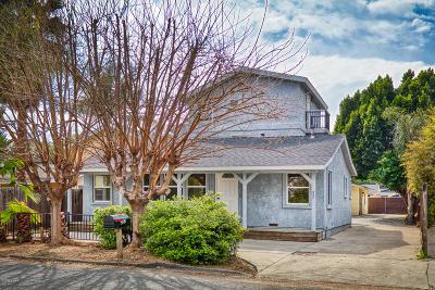 Ojai Single Family Home For Sale: 257 Lomita Avenue