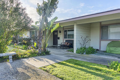 Port Hueneme Single Family Home For Sale: 156 E Bowling Green