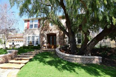 Simi Valley Single Family Home For Sale: 2335 Valley Terrace Drive