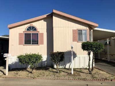Ventura County Mobile Home Active Under Contract: 720 W Santa Maria Street #42